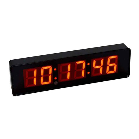 Jh-120 Clock And Stopwatch With Remote Control