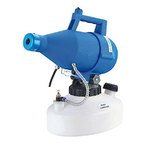 CRONY 4.5 Ltr Portable Electric Sprayer, Ultra-Low Capacity Atomizer, for Farm, Hotel, School