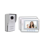 RL-03W2/06W2 Doorphone Video Door Phone 2 monitors by  RL Security & Surveillance Systems