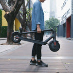 CRONY  Electric Scooter M365 with APP, Aluminium Alloy Folded, 8.5 Inch tires | Dark grey