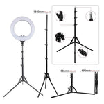 RL-18 45CM remote control 3 mobile phone Live Fill Light Selfie Ring light and Photographic lamp