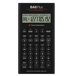 BA II+ Professional Calculator (Used)