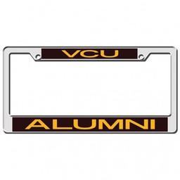 VCU Alumni License Plate Frame