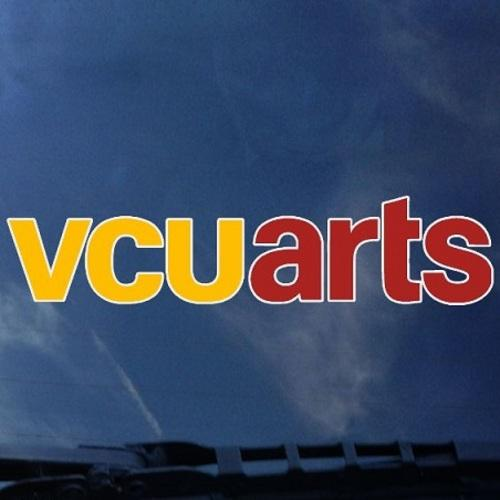 VCUarts Decal