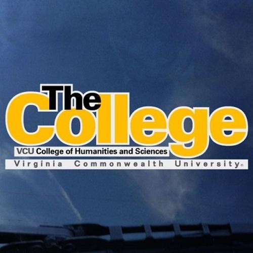 VCU College Of Humanities Decal