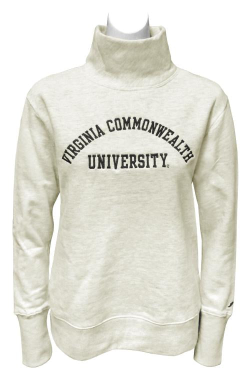 VCU Academy Oatmeal Turtleneck