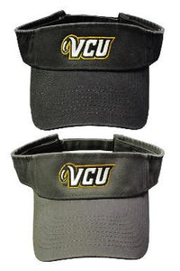 VCU Logo Embroidered Visor
