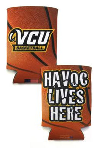 VCU Basketball Coozie