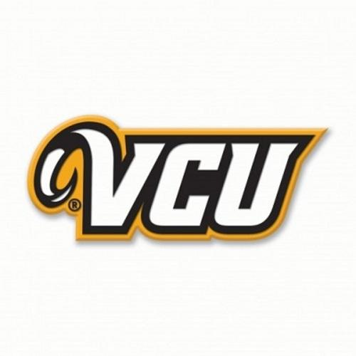 Flexible VCU Logo Magnet