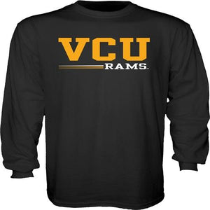 VCU Youth Coolio Long Sleeve Tee