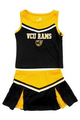 VCU Infant Cheer Set