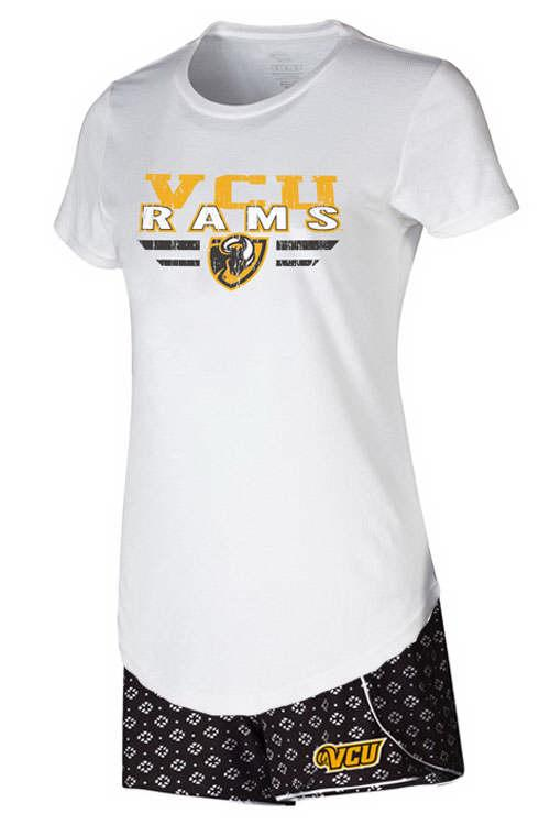VCU Cloud 7 Ladies' Pajama Set