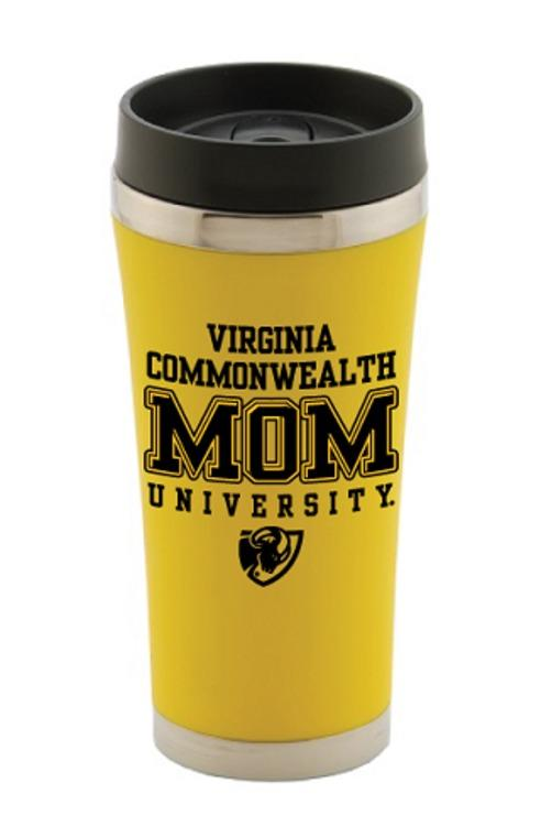 VCU Mom Travel Tumbler