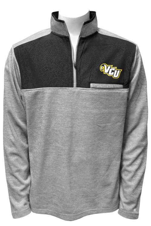 VCU Quarter Zip Fleece