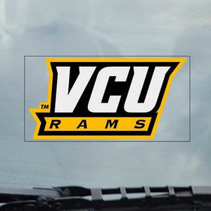 VCU Rams Static Cling Decal