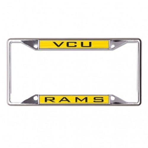 VCU Rams Laser Magic Plate Frame
