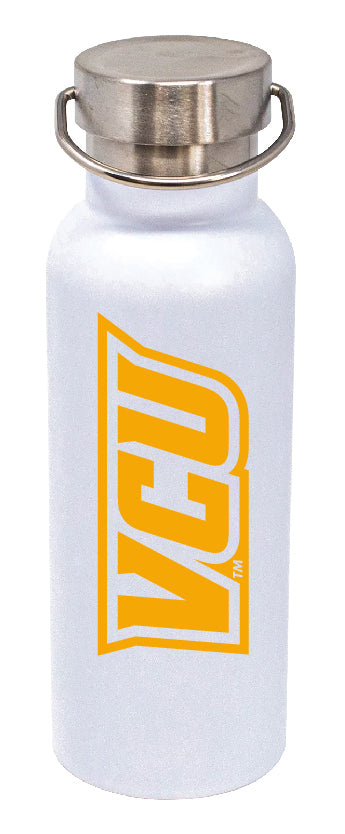 VCU 17 OZ White Caribe Bottle