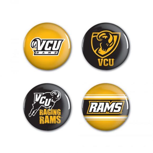 VCU Four Pack VCU Buttons