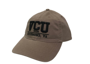 VCU Richmond, Va 1838 Driftwood Hat