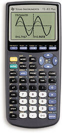 TI-83 Plus Calculator (Used)