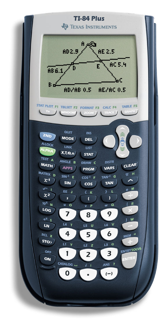 TI-84 Plus Calculator (Used)