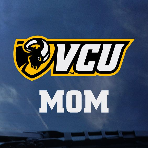 VCU Mom Decal