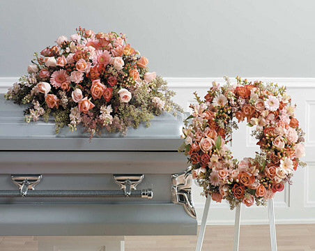 Casket Spray & Wreath