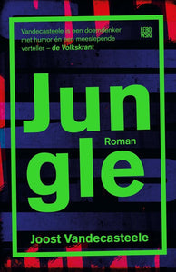 Jungle - Joost Vandecasteele - Boekenmarkt de Markies
