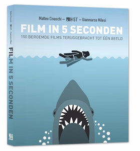 Film in 5 seconden - Matteo Civaschi & Gianmarco Milesi - Boekenmarkt de Markies