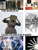 The world of Charles and Ray Eames - Boekenmarkt de Markies