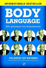 Body language - Joe Navarro - Boekenmarkt de Markies