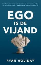 Ego is de vijand - Ryan Holiday - Boekenmarkt de Markies