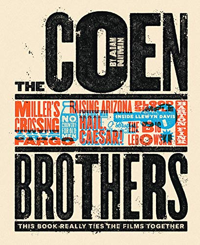 The Coen Brothers - Adam Nayman - Boekenmarkt de Markies