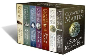 A Game of Thrones: The Story Continues: The complete boxset of all 7 books (A Song of Ice and Fire) - George R.R. Martin - Boekenmarkt de Markies