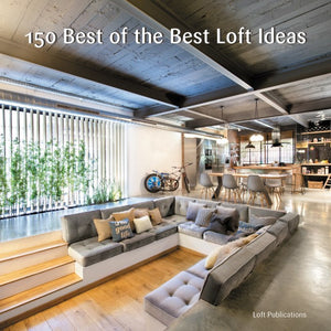 150 BEST OF THE BEST LOFT IDEAS - Boekenmarkt de Markies