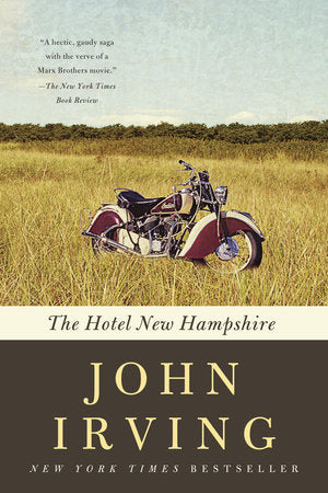 The Hotel New Hampshire - John Irving - Boekenmarkt de Markies