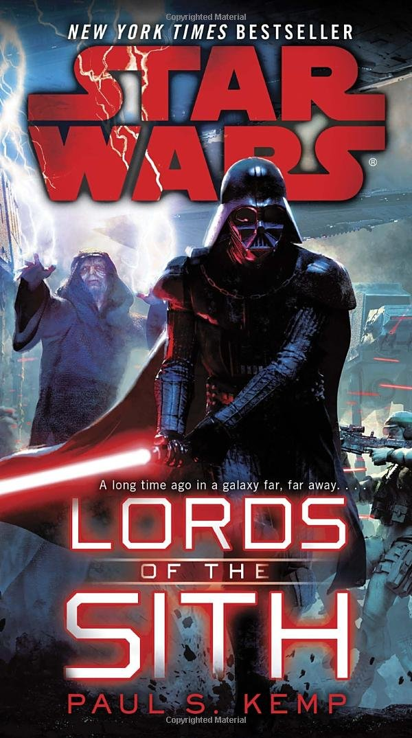 LORD OF THE SITH Star Wars - Paul S. Kemp - Boekenmarkt de Markies