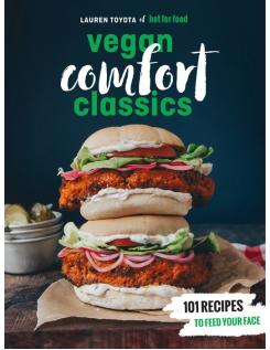 HOT FOR FOOD VEGAN COMFORT CLASSICS - Lauren Toyota - Boekenmarkt de Markies