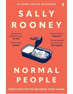Normal People - Sally Rooney - Boekenmarkt de Markies