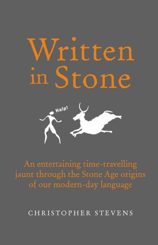 Written in Stone - Christopher Stevens - Boekenmarkt de Markies
