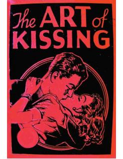 The Art of Kissing - Hugh Morris - Boekenmarkt de Markies