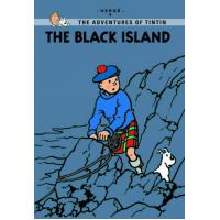 BLACK ISLAND. The Adventures of Tintin - Young Reader Edition - Boekenmarkt de Markies