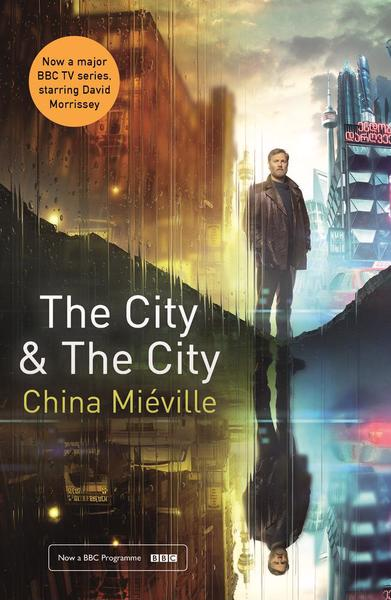 The City & The City China Miéville - Boekenmarkt de Markies