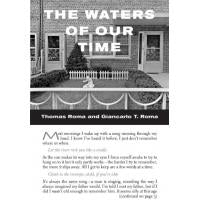 THE WATERS OF OUR TIME - Thomas Roma - Boekenmarkt de Markies