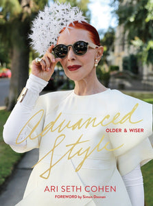 ADVANCED STYLE - Older And Wiser - Boekenmarkt de Markies