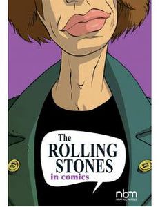 THE ROLLING STONES IN COMICS - Boekenmarkt de Markies