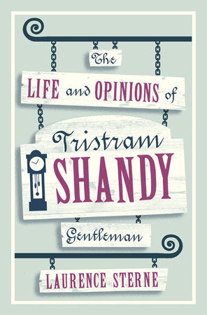 The life and opinions of Tristram Shandy Gentleman - Laurence Sterne - Boekenmarkt de Markies