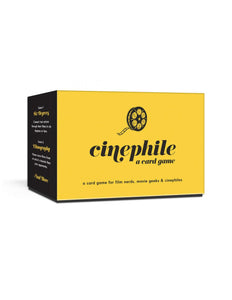 Cinephile - a card game - Boekenmarkt de Markies