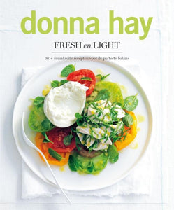 Fresh en light - Donna Hay - Boekenmarkt de Markies