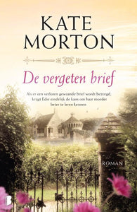 De vergeten brief - Kate Morton - Boekenmarkt de Markies